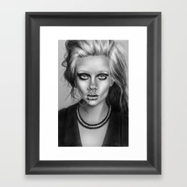 + SEA OF SORROW + Framed Art Print
