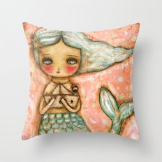 Another Great Catch Throw Pillow