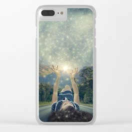 Luminary Clear iPhone Case