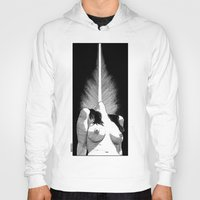apollonia Hoodies featuring asc 528 - Le phare (Enlightening the world) by From Apollonia with Love