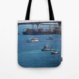 Bahamas Cruise Series 112 Tote Bag