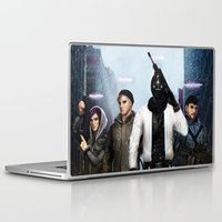 youtube Laptop & iPad Skins featuring Youtube Gamers by Meder Taab