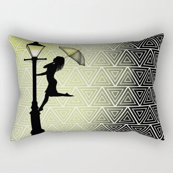 Dancing in the Night Rectangular Pillow