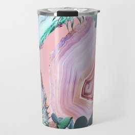 Mineral Agates & Garden #Glam collection Travel Mug