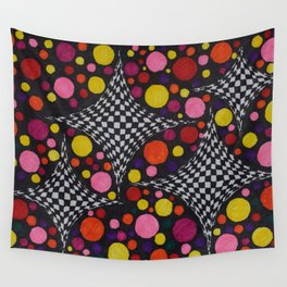 Spinners Wall Tapestry
