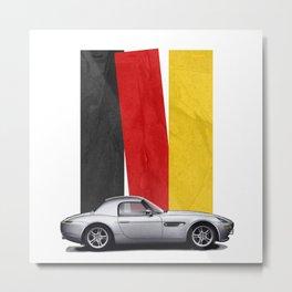 An Awesome car Metal Print