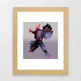 CLERIC BEAST Framed Art Print