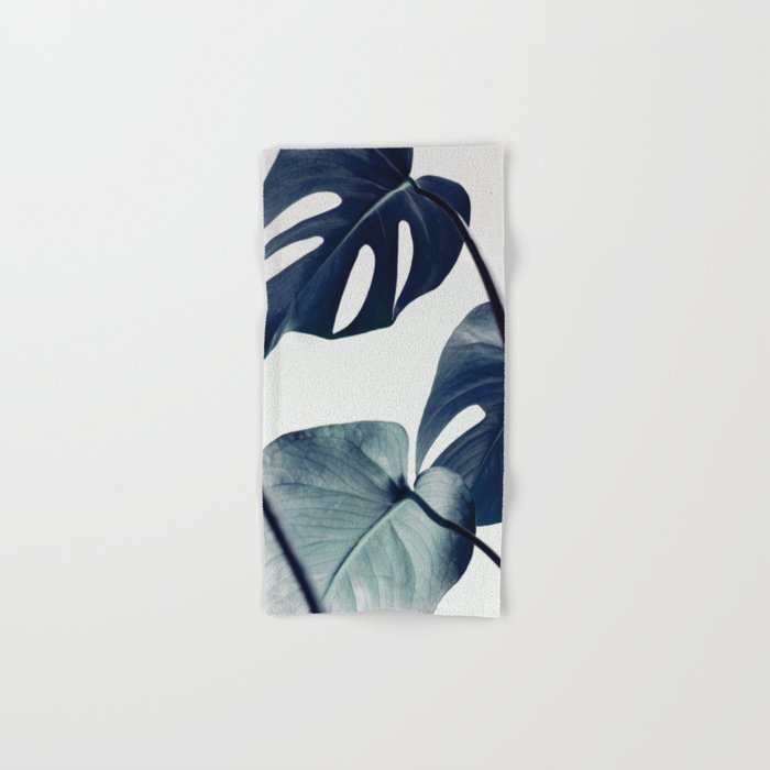 botanical vibes II Hand & Bath Towel