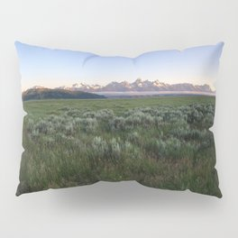 American Cloud Piercers Panorama Pillow Sham