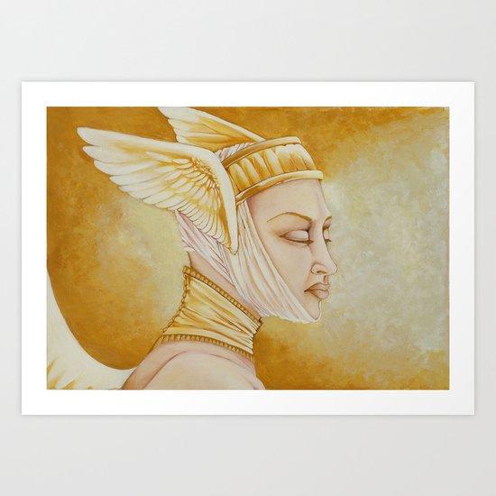 The Seraphim Art Print