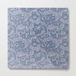 "William Morris ""Bachelors Button"" 2. Metal Print"