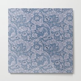 "William Morris ""Bachelors Button"" 2. Metal Print"