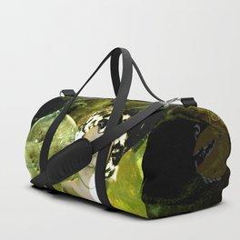 DUCKBOY under sea Duffle Bag
