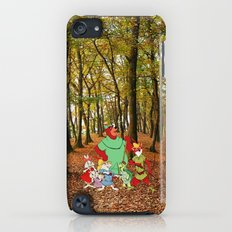 Robin Hood and the Gang iPod touch Slim Case