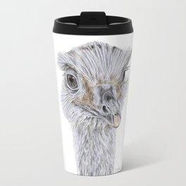 Face to face Travel Mug