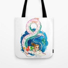 Spirited Away HUG Tote Bag