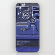 Subway Bends iPhone & iPod Skin