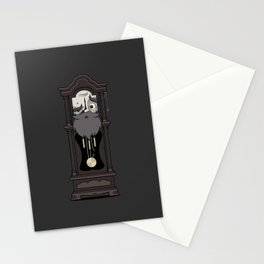 Grandfather Clock Stationery Cards
