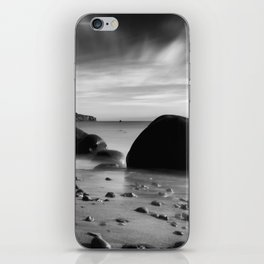 Hidden Bowling Ball Beach Northern California iPhone Skin