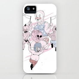 DAWN OF HUMANS iPhone Case