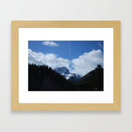Hidden Treasure Framed Art Print