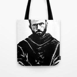 St Maximilian Kolbe Tote Bag
