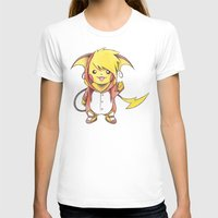 projectrocket T-shirts featuring Spark of Brilliance by Randy C