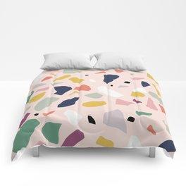 Big Terrazzo Comforters