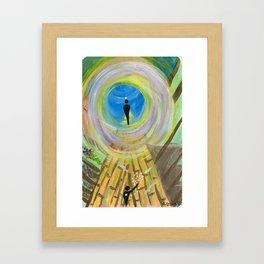Abstract 24 Framed Art Print
