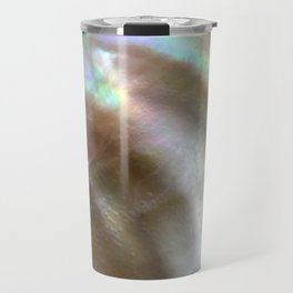 Mother of Pearl Travel Mug