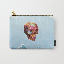 Skull Passes By Carry-All Pouch