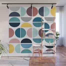impressive positive colors Wall Mural
