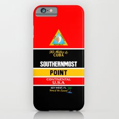 Southern Most Point, Key West, Florida/サザン・モスト・ポイント iPhone 6s Slim Case