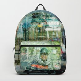 Double Exposure Commuters Backpack