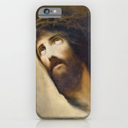 Karl Wilhelm Diefenbach - Father, Forgive Them, For They Know Not What They Do iPhone Case