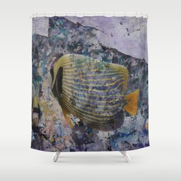 Doing It Swimmingly Shower Curtain
