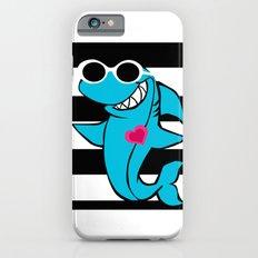 Curiosity killed the Shark Slim Case iPhone 6s