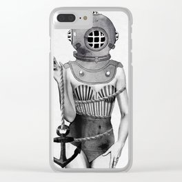 Sunken Clear iPhone Case