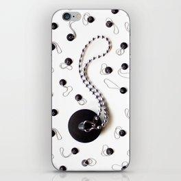 Get your plug back! 01 iPhone Skin