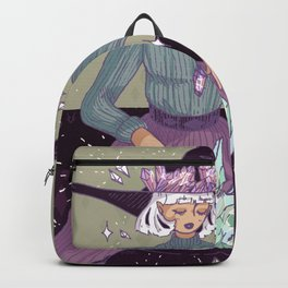 Crystal Witch Backpack
