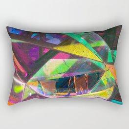 cubed Rectangular Pillow