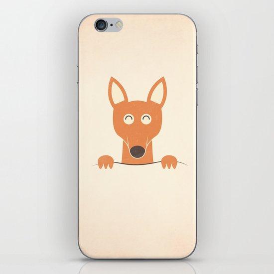Pocket Kangaroo iPhone & iPod Skin