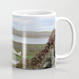 Abandoned :: A Lone Canoe Coffee Mug