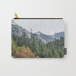 Northern Cascade Mountains Carry-All Pouch