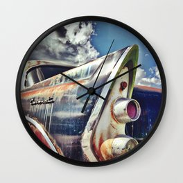 Car vintage Rust Wall Clock