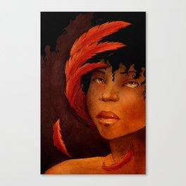The Handmaid Canvas Print
