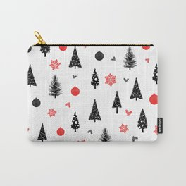 Seamless christmas pattern #christmas #xmas Carry-All Pouch