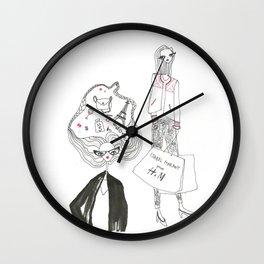 parisien Wall Clock