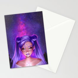 Star Guardian Stationery Cards
