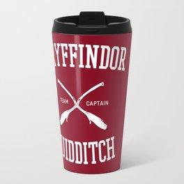 Hogwarts Quidditch Team: Gryffindor Travel Mug